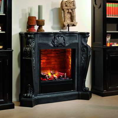 louis xiv mystic fire elektrokamin von rubyfires bei. Black Bedroom Furniture Sets. Home Design Ideas