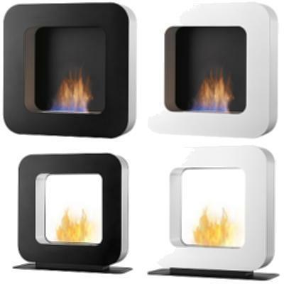 curva biokamin 1 von safretti bei. Black Bedroom Furniture Sets. Home Design Ideas