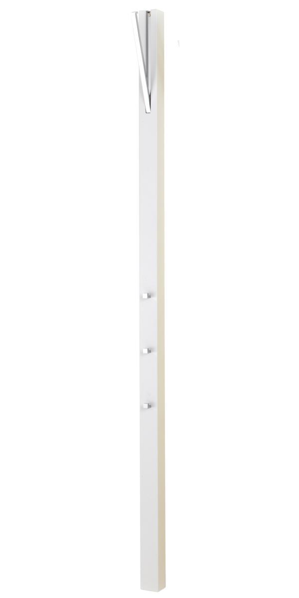 LINE Garderobe grau-weiß