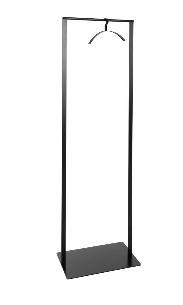 SLIM Standgarderobe 52 von schönbuch, Farbe schwarz
