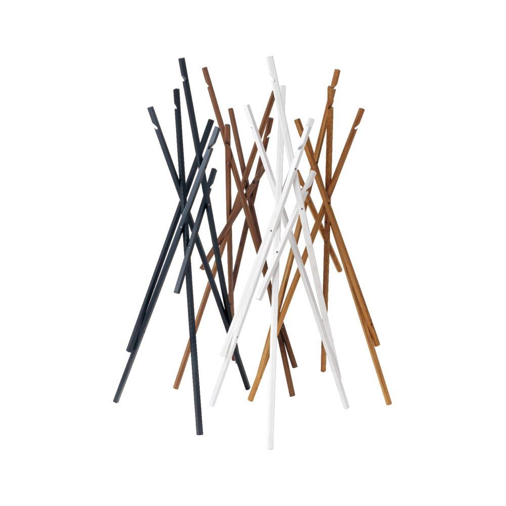 Sticks Garderobenständer, große Auswahl an Farben und Hölzern
