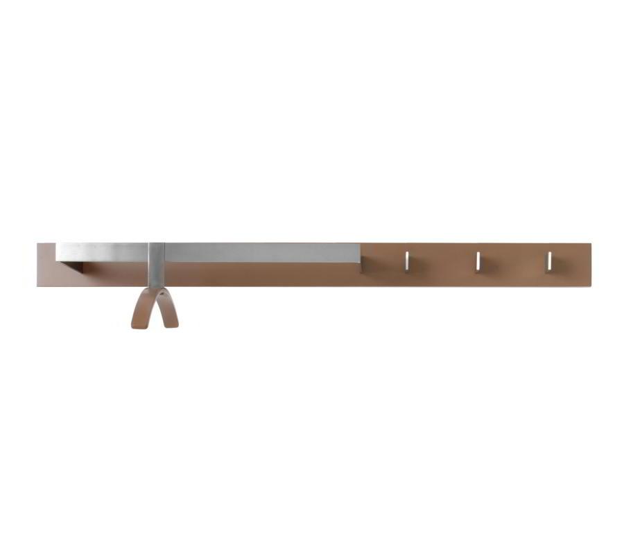 HESPERIDE Wandgarderobe 120 cm, Ausführung nach Kundenwunsch