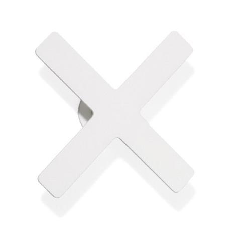 schönbuch Kleiderhaken X weiß