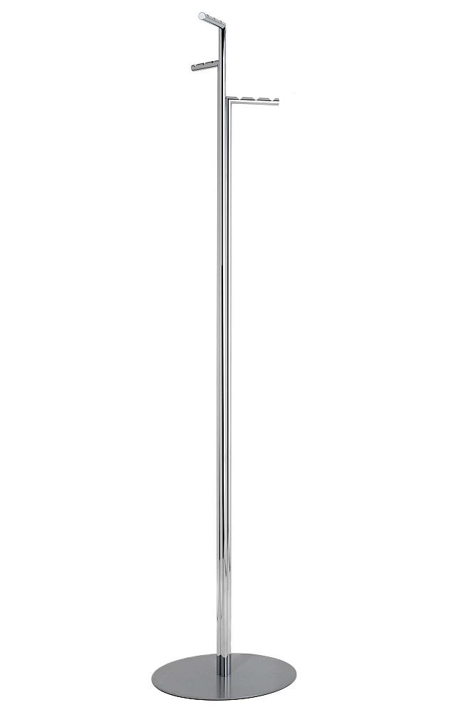 ZINOX Garderobenständer Chrom glänzend