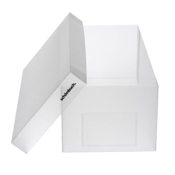 SHOEBOX Schuhbox für Herrenschuhe, schönbuch