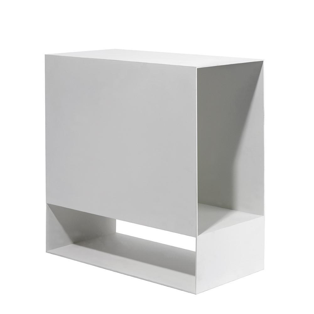 MATCH Beistelltisch T1 weiß