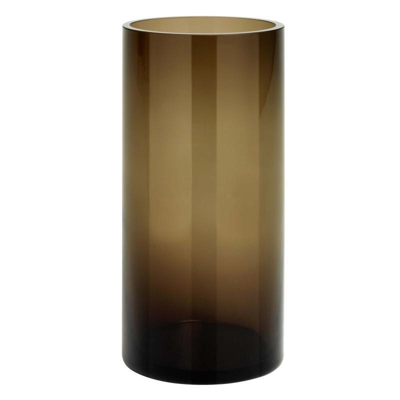 Glasschirmständer 0510, rauchglas