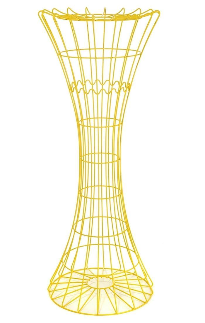 PANTONE Coatstand Garderobenständer gelb
