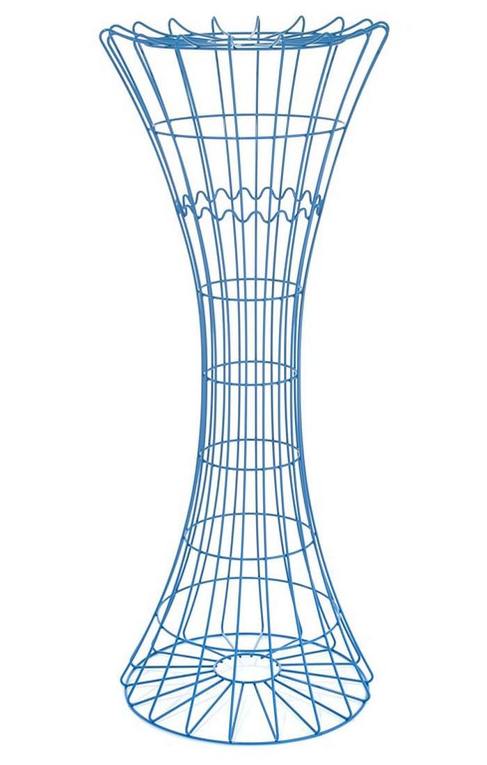 PANTONE Coatstand Garderobenständer lichtblau
