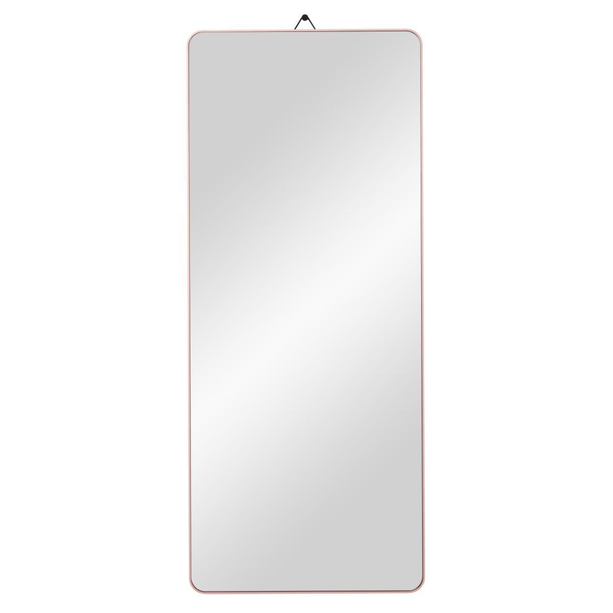 VIEW Spiegel 50 x 120 cm Eiche altrosa