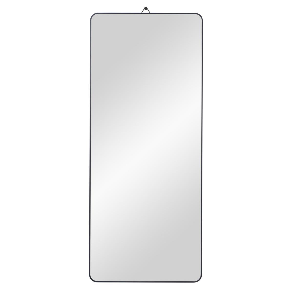 VIEW Spiegel 50 x 120 cm Eiche nachtblau