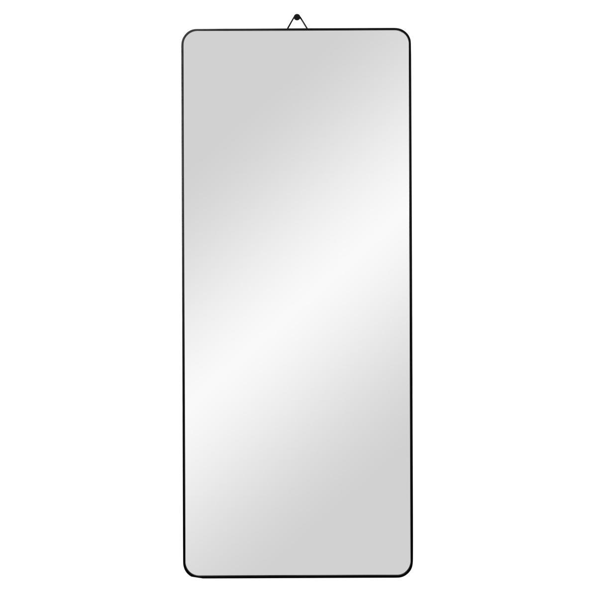 VIEW Spiegel 50 x 120 cm Eiche schwarz