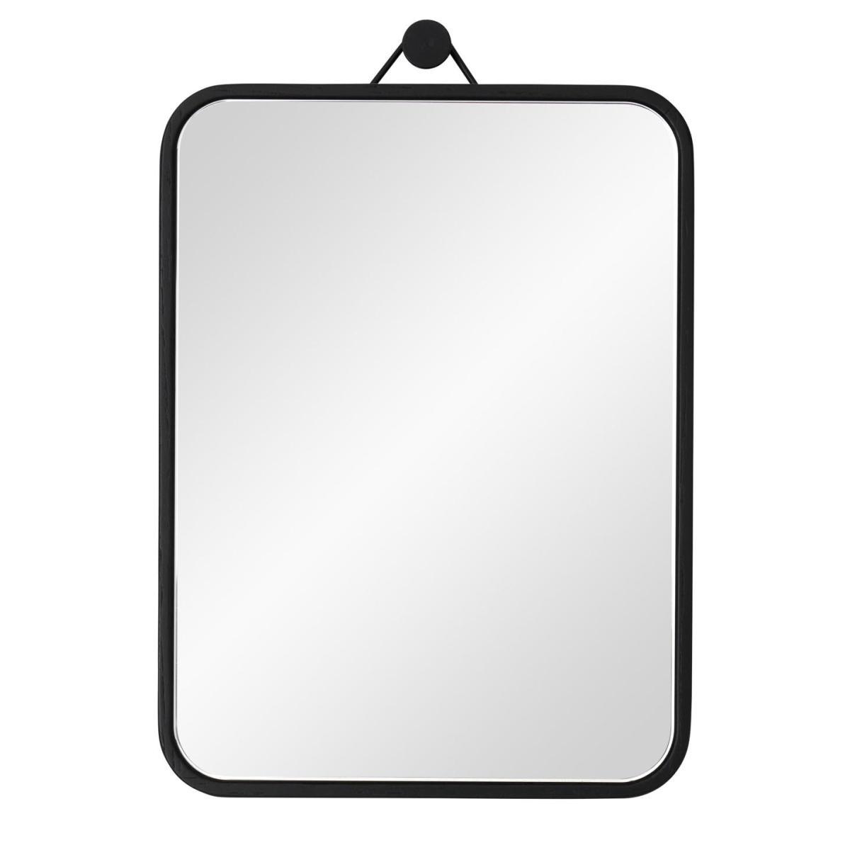 VIEW Spiegel 15 x 20 cm Eiche schwarz