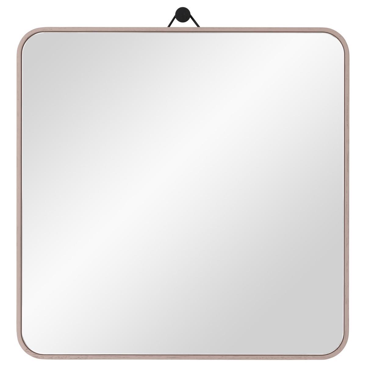 VIEW Spiegel 30 x 30 cm Eiche kieselstein
