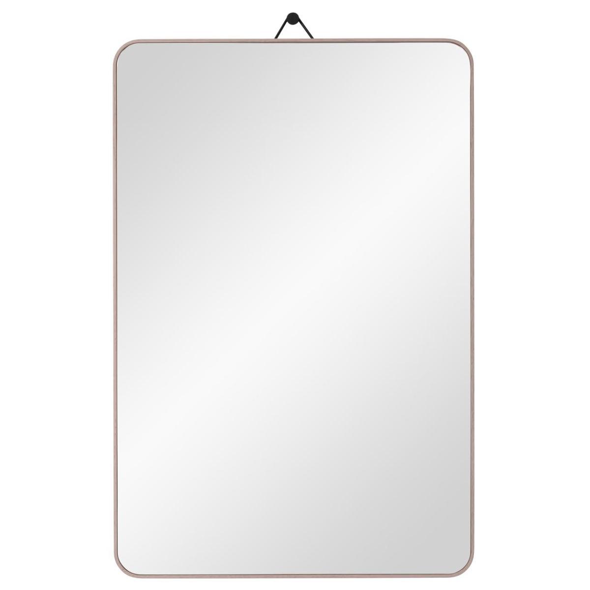 VIEW Spiegel 40 x 60 cm Eiche kieselstein