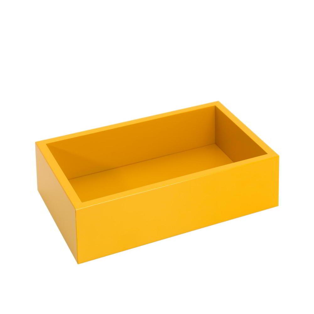 TALLY Kästchen Größe S, indisch gelb