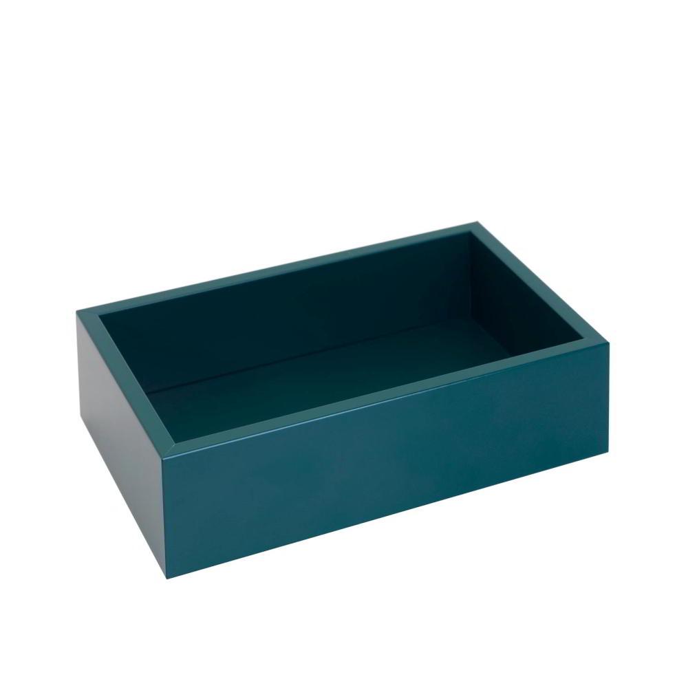TALLY Kästchen Größe S, smaragd grün