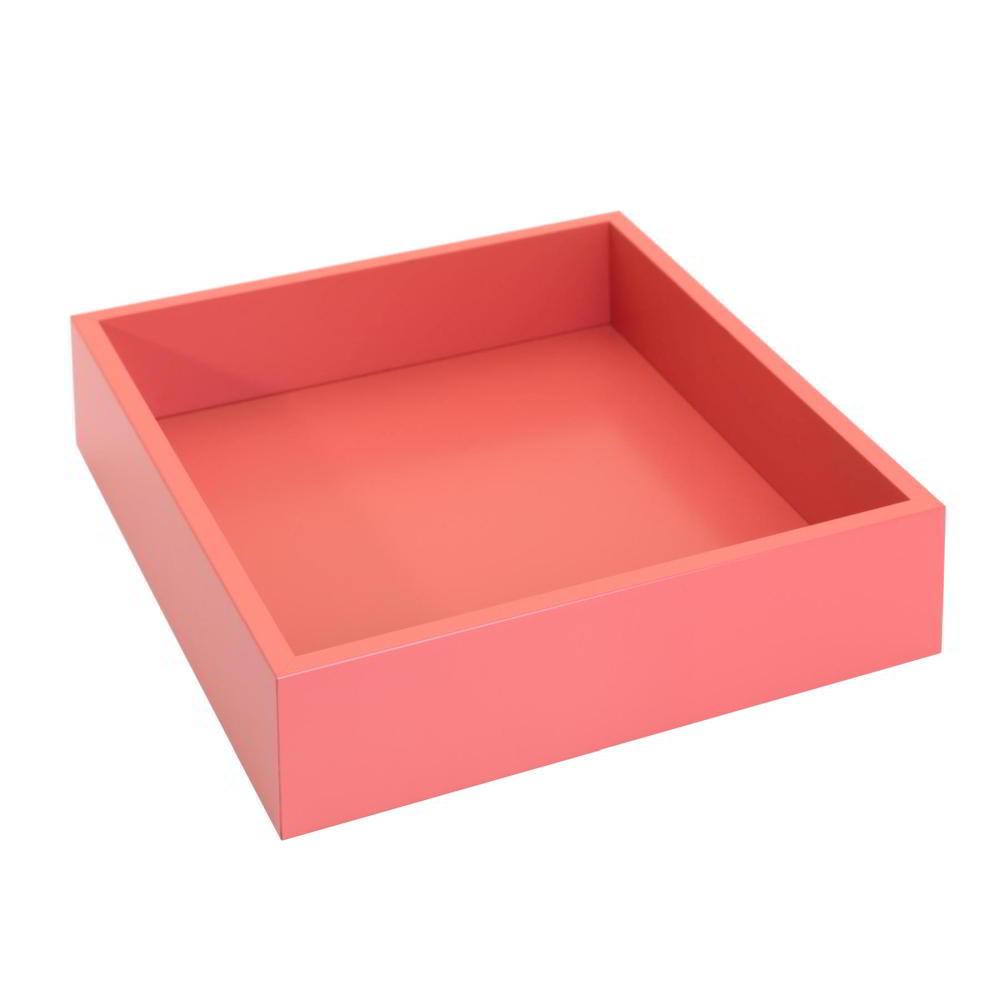 TALLY Kästchen Größe M, flamingo pink