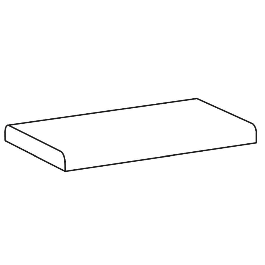 Die Form des Sitzkissens BENCH von schönbuch