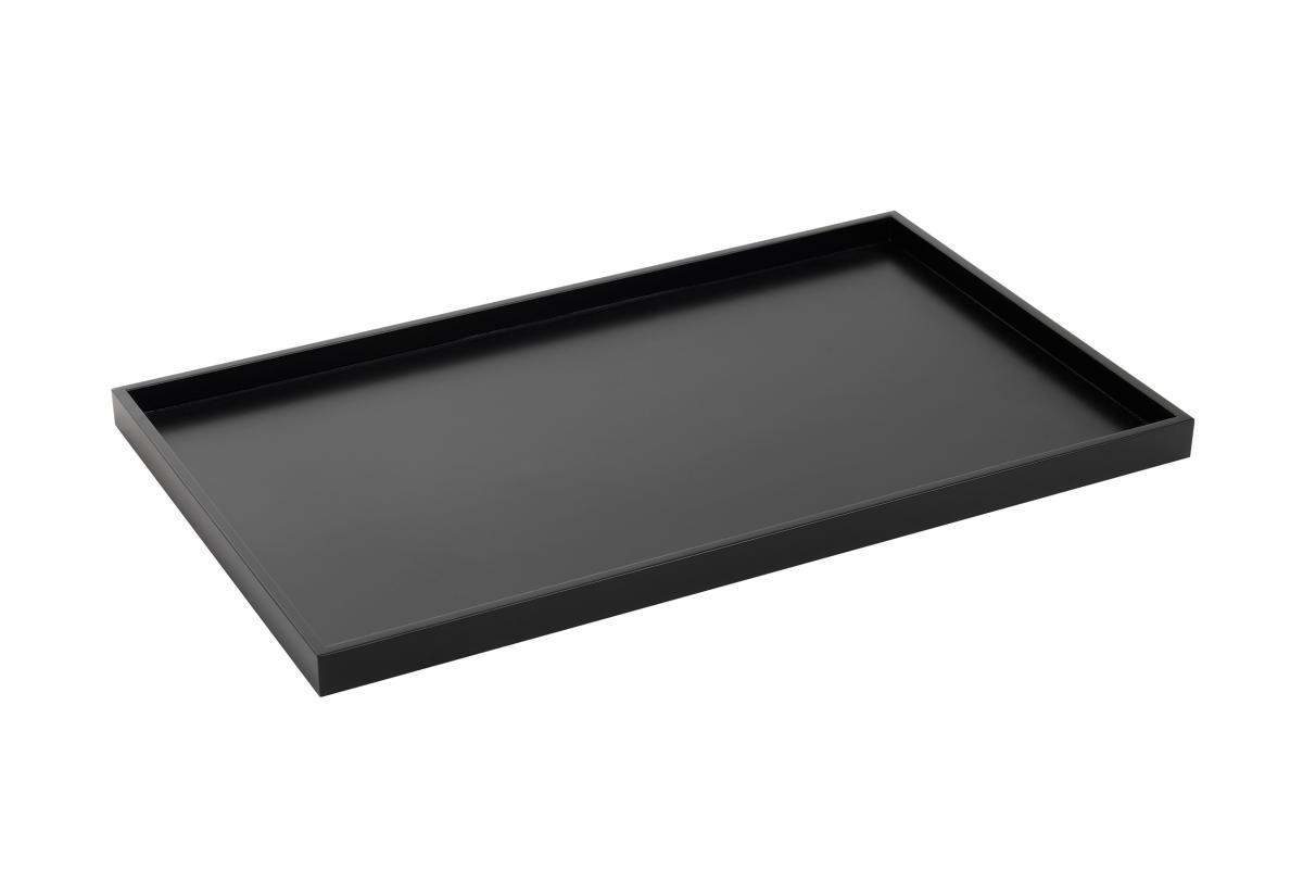 TRAY Tablett schwarz (46)