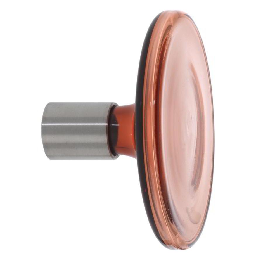 BULB Garderobenhaken red / rot 12 cm
