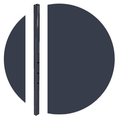 LINE Garderobe Akzentfarbe (51) nachtblau