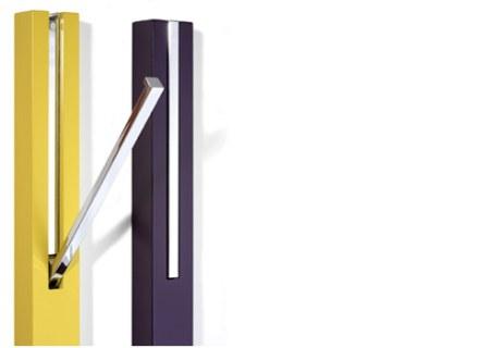 line wandgarderobe holz von sch nbuch bei. Black Bedroom Furniture Sets. Home Design Ideas