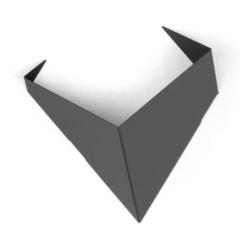 SLICE Aufbewahrungsbox 0636 granit