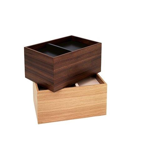 CASE Holzbox mit Deckel von Schönbuch bei homeform.de