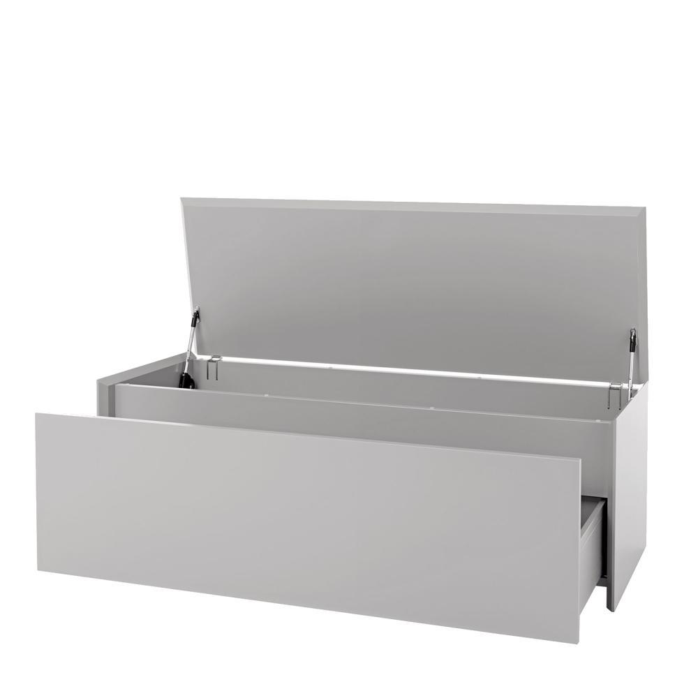 CHEST Truhe 80 cm mit Deckel und Schubkasten von schönbuch, Ausführung und Ausstattung nach Wahl