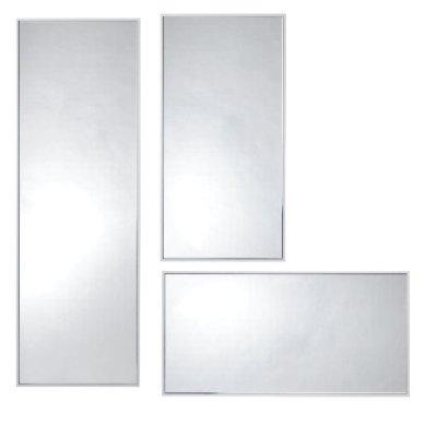 URBAN Wandspiegel, Aufhängebeispiel