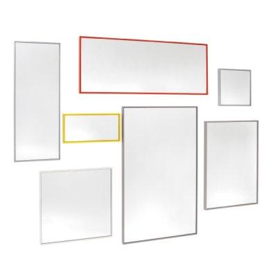 INDIVIDUAL II Spiegel rahmenlos nach Maß gefertigt