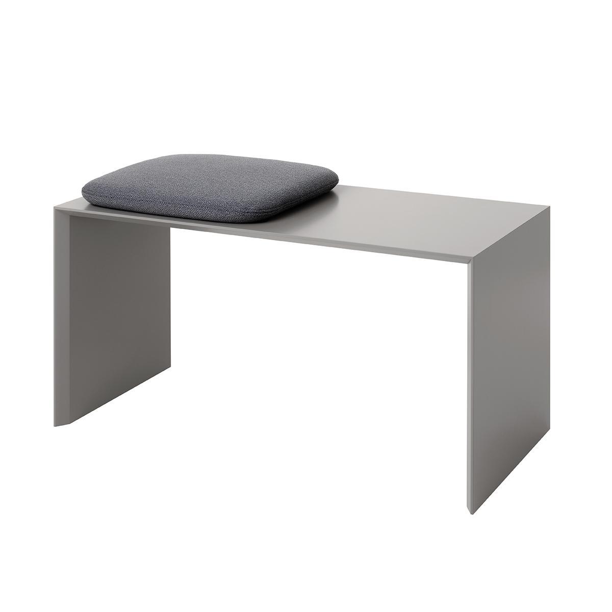 ADD ON Sitzbank 80 cm mit Kissen