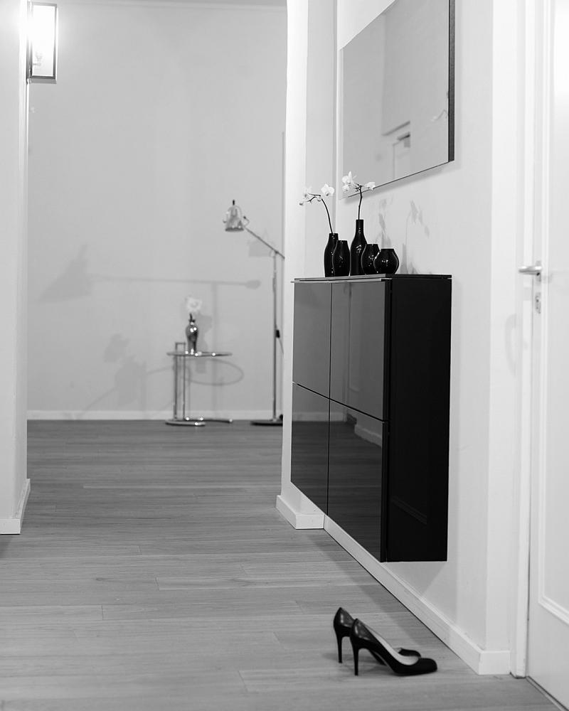 basic schuhschrank 3100 3101 von sch nbuch bei. Black Bedroom Furniture Sets. Home Design Ideas