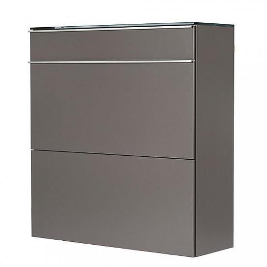 Basic schuhschrank 3102 3103 von sch nbuch bei for Schuhschrank aluminium