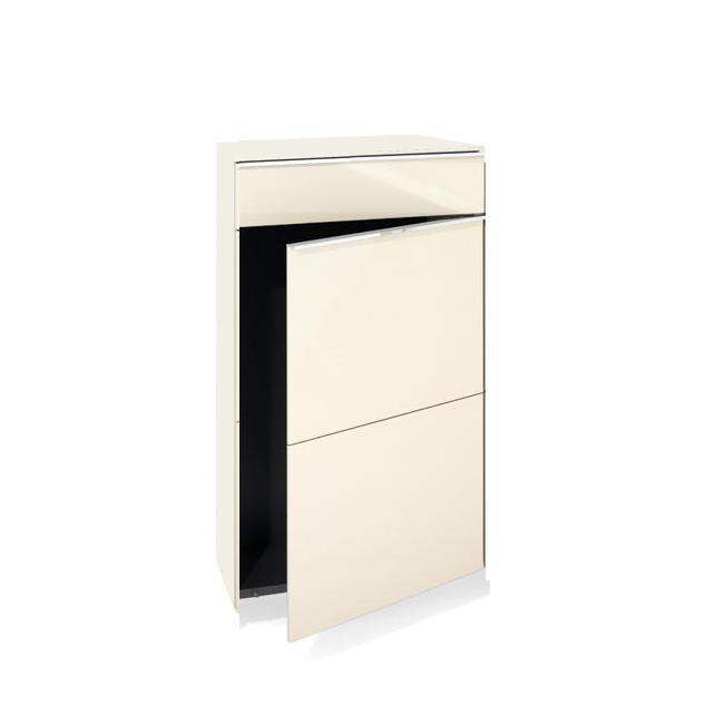 BASIC Schrank mit Tür und Schubkasten, Türanschlag rechts