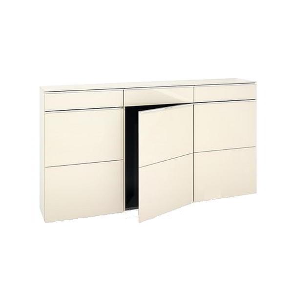 BASIC Schrank mit Tür und Schubkasten