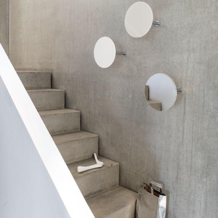 SLOT Spiegel-Garderobe rund 24 cm