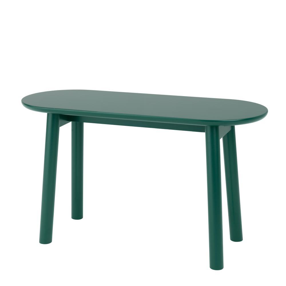 MALA Bank klein, smaragd grün