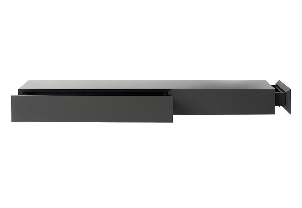 EPOCA Wandkonsole groß, kleine Schublade nach rechts
