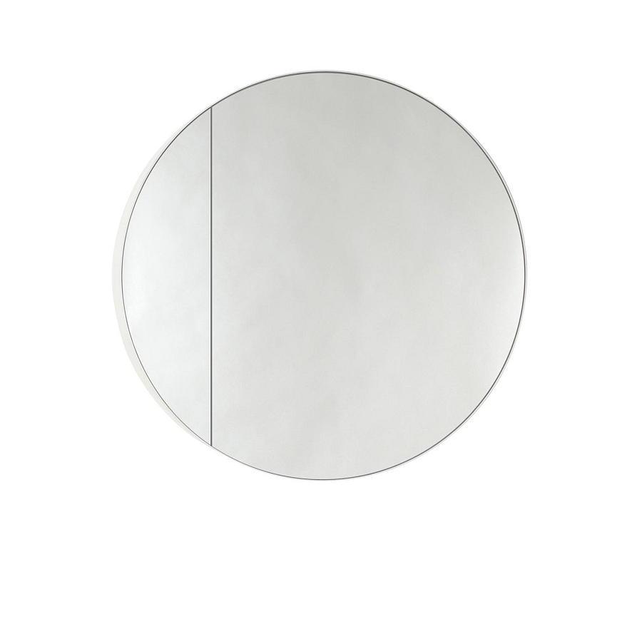 EPOCA Spiegelschrank Kristallglas, 70 cm, Farbe nach Wahl