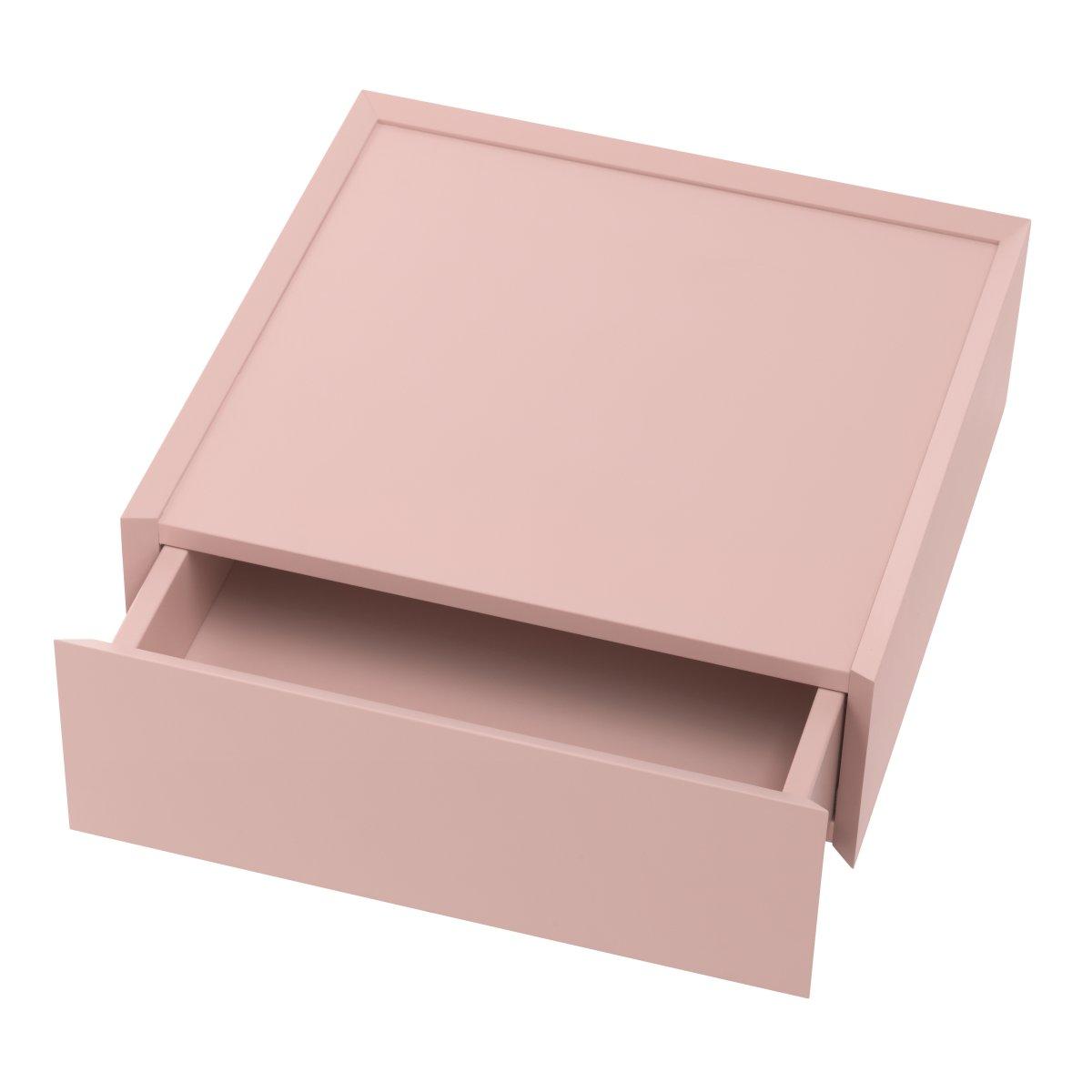 SOUVENIR Schubkastenbox 35 cm altrosa (70)