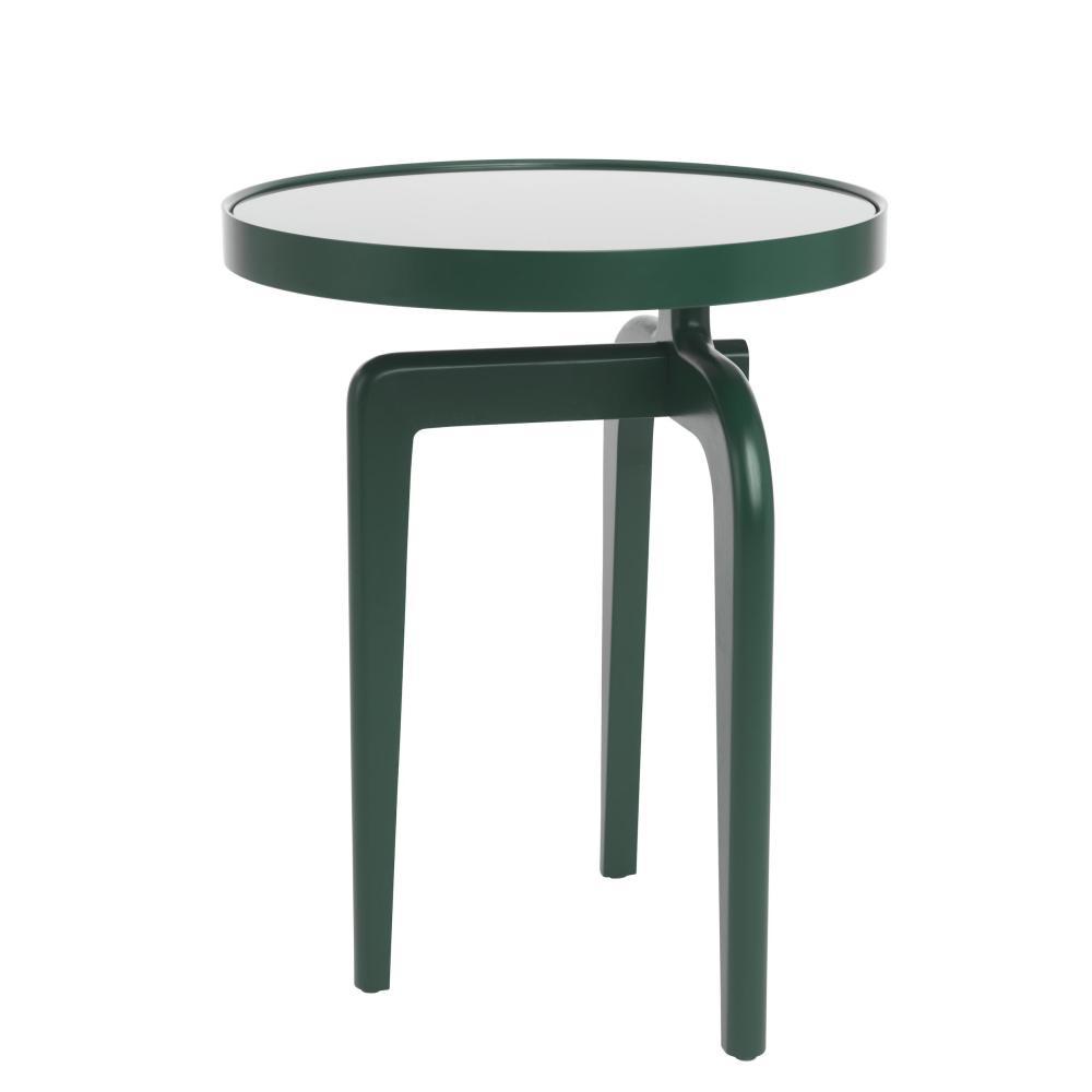ANT Beistelltisch smaragd grün, mit 3 Beinen