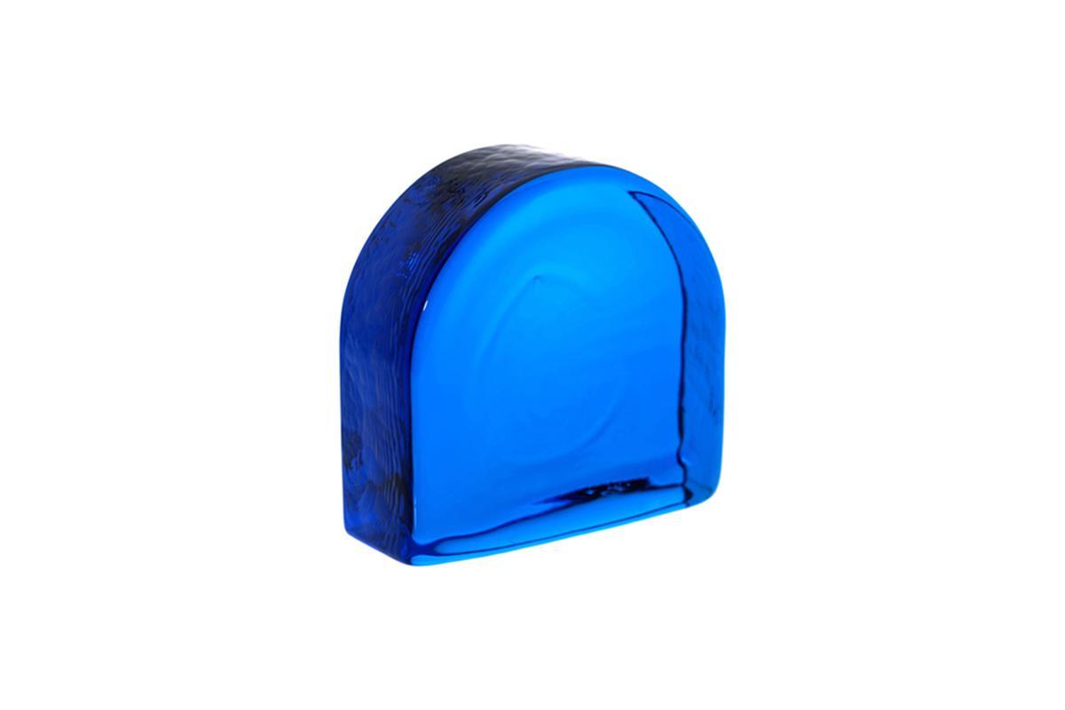 CINEMA Buchstützen brilliant blue