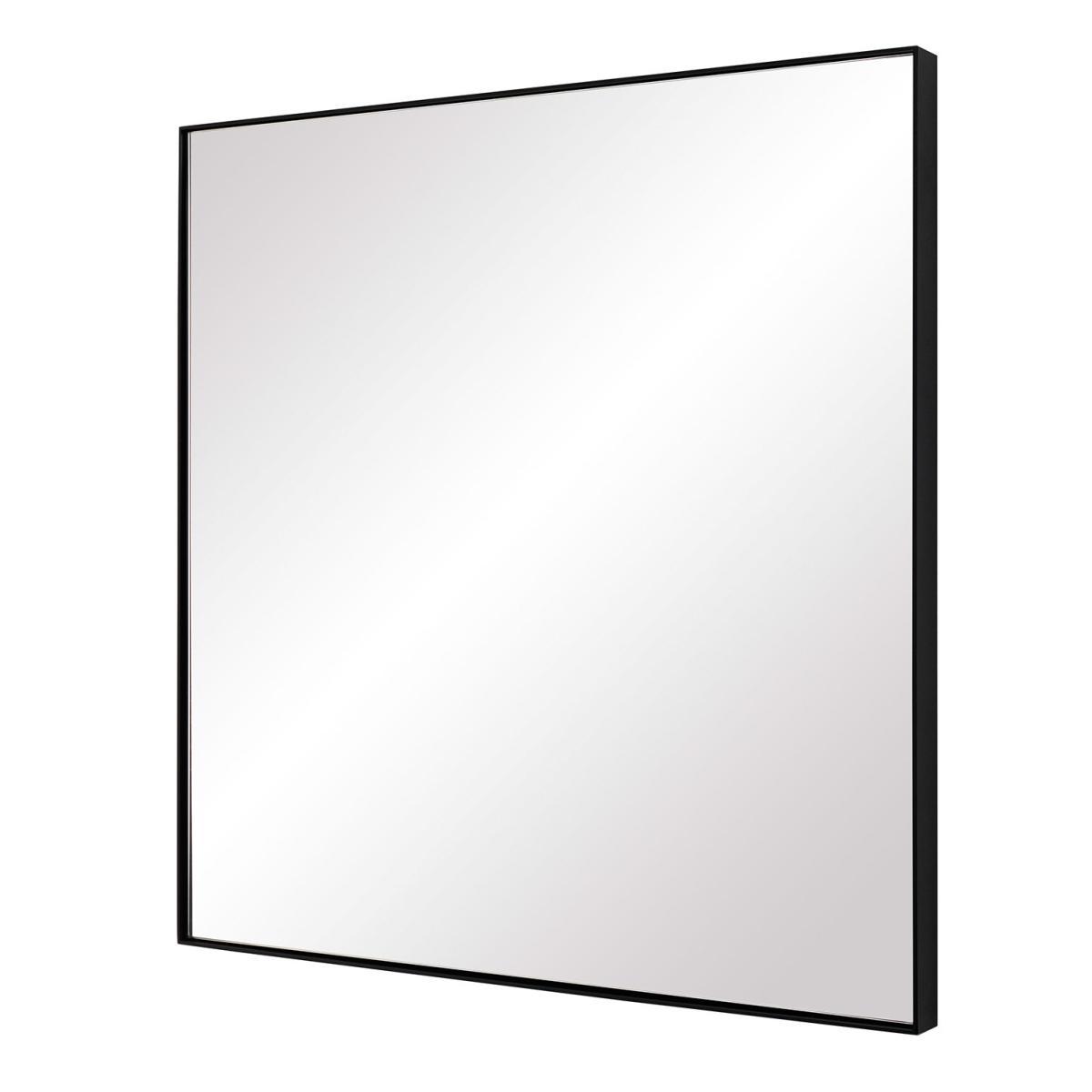 GEO Wandspiegel Quadrat Seitenansicht
