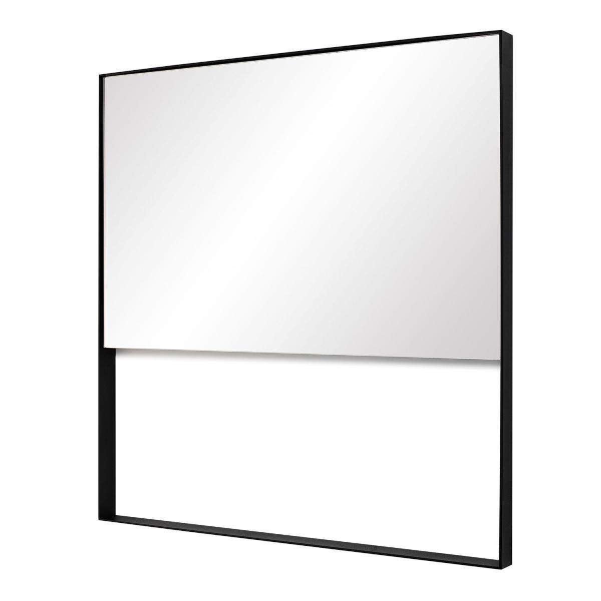GEO Wandspiegel Rechteck Seitenansicht