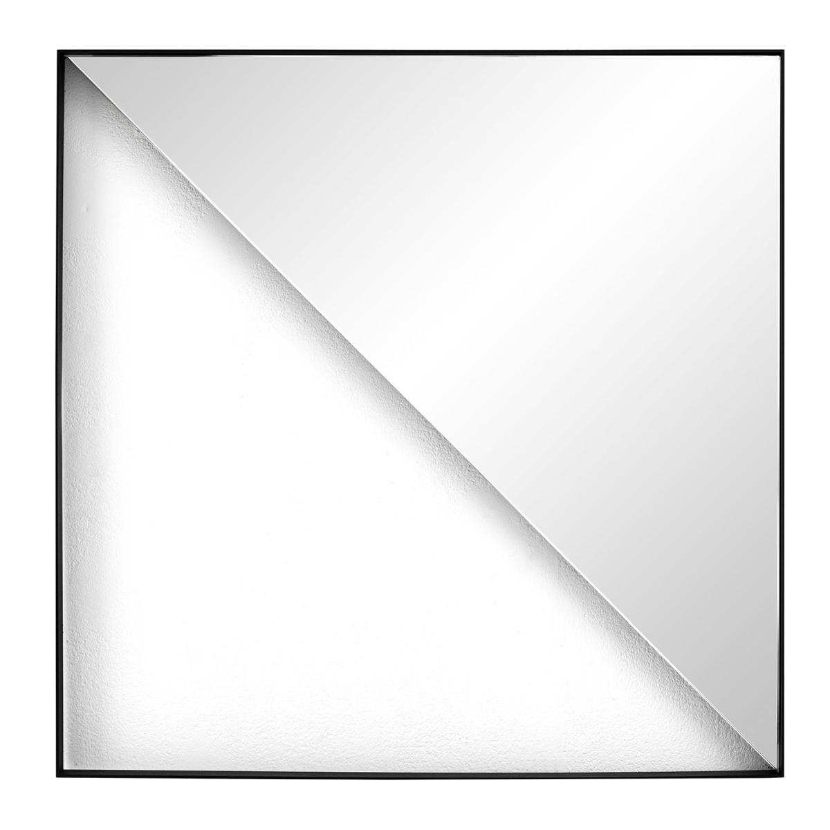 GEO Wandspiegel Dreieck