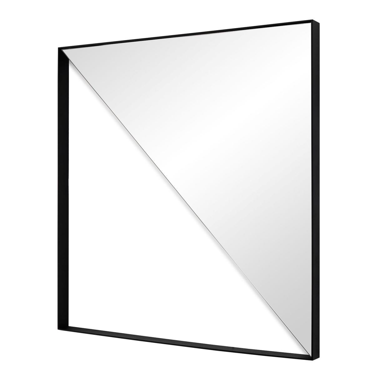 GEO Wandspiegel Dreieck, Seitenansicht