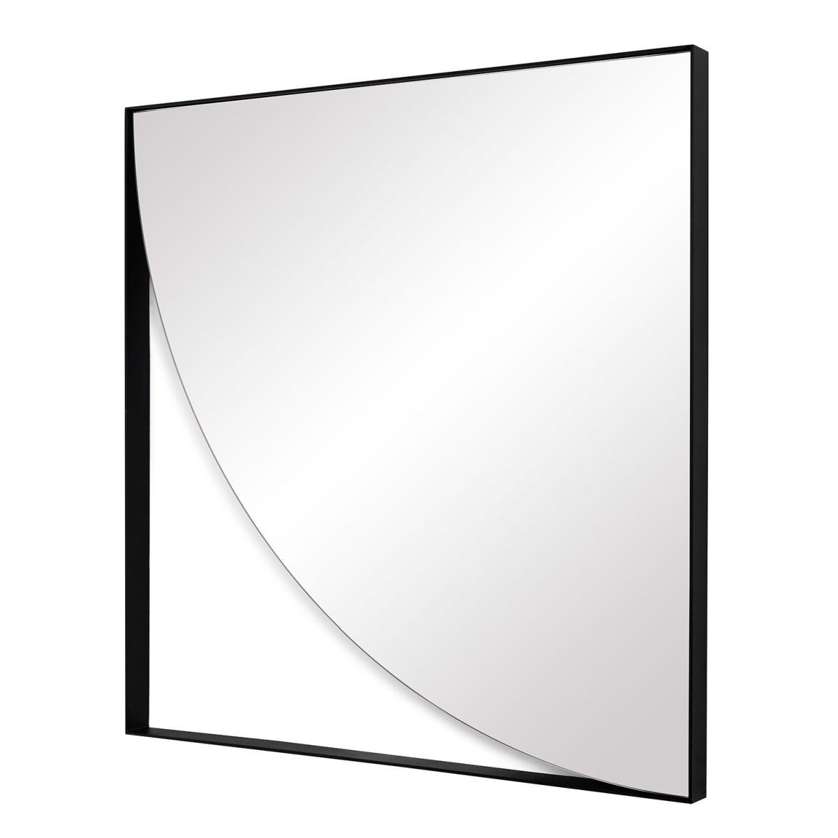 GEO Wandspiegel Viertelkreis, Seitenansicht