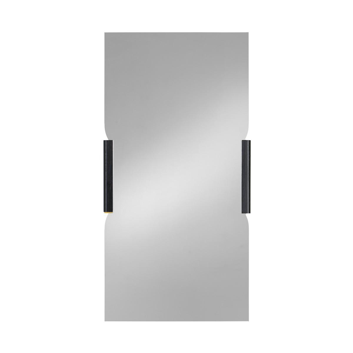 BRACE Wandspiegel Höhe 100 cm lackiert nach Wunsch